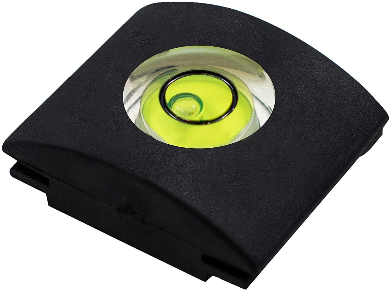 Universal Hot-shoe Cover for Camera Hot Shoe Socket with Bubble Spirit Level