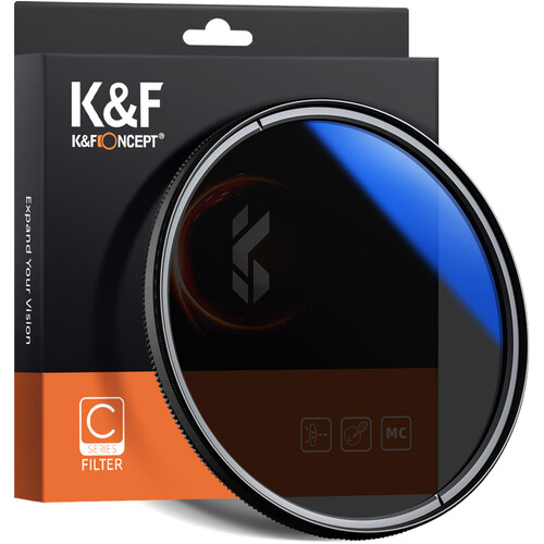 K&F Concept Classic Series Slim Multicoated Circular Polarizer Filter