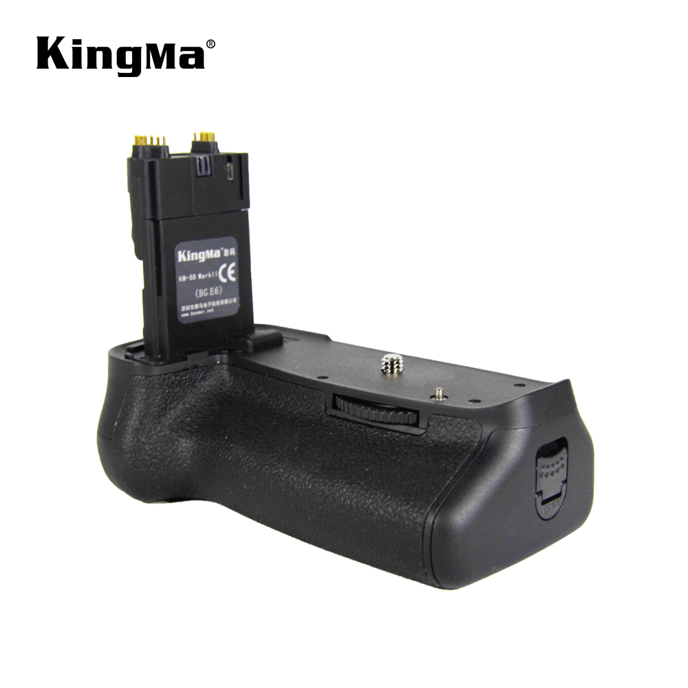 Kingma Professional Battery Pack BG-E9 For Canon Battery Grip 60D 60DA