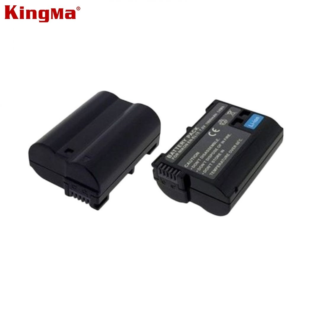 Kingma EN-EL15 Battery for Nikon D600, D610, D7000, D7100, D7200, D750, D800, D800E, D810