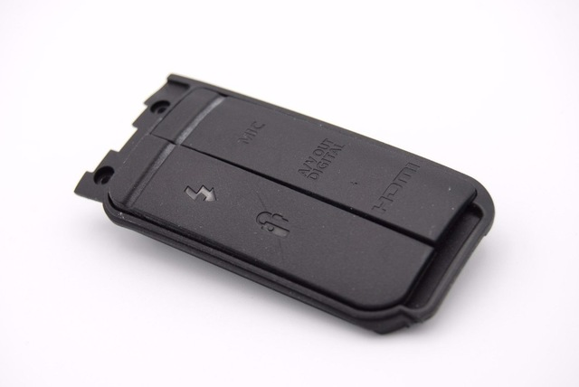 USB / AV OUT/ HDMI/ MIC Rubber Cover For Canon EOS 7D