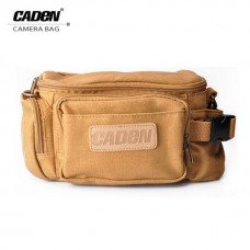 Caden F0 Waist Pack DSLR Camera Bag Waterproof