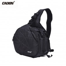 Caden K2 Waterproof, Dustproof Professional Camera Sling Bag for DSLR