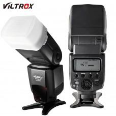 VILTROX JY-680A Universal Camera LCD Flash Speedlite for Canon, Nikon, Sony, Pentax