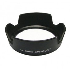 EW-60C Lens Hood for Canon EF-S 18-55MM F3.5-5.6 / EF 28-80 3.5-5.6 II