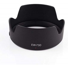 EW-73D Mount flower Lens Hood For Canon EF-S 18-135mm f/3.5-5.6 IS USM Lens