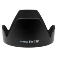 EW-78D Lens Hood for DSLR Camera Canon EF-S 18-200mm f/3.5-5
