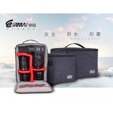 Eirmai Waterproof DP110S Multi-Function DSLR Inner Padded Bag With Insert Partition