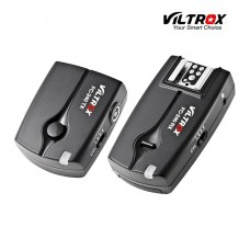 Viltrox FC-240 Wireless Remote Control Flash Trigger for Canon 1 Received + 1 Transmitter