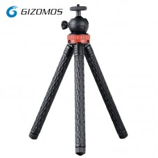Gizomos PGP-05ST 8 Sections Stainless Mini Table Lightweight Tripod