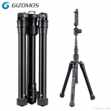 Gizomos GXG-215P Mini Travel Lightweight Tripod For DSLR, Handphone, Selfie