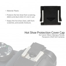 Universal Hot-shoe Cover for Camera Hot Shoe Socket for all Standard