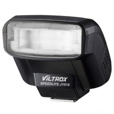 Viltrox JY-610 II Univeral On-camera Mini Flash Speedlite for Nikon, Canon, Sony, Pentax Cameras
