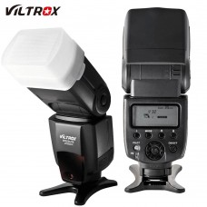 VILTROX JY-680A Universal Camera LCD Flash Speedlite for Canon, Nikon, Sony, Pentax