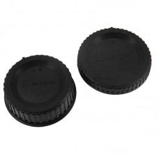Nikon Cap Set Body Cap and Rear Cap for D3100,D90,D5100,D700