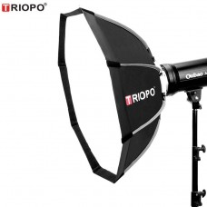 TRIOPO K90 90CM Manufacture quick and easy fold speedlite softbox